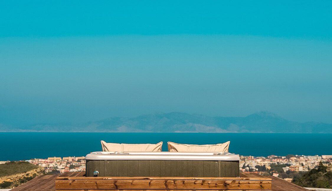 Amazing Top Hill Super Luxury Villa in Rhodes Greece 6