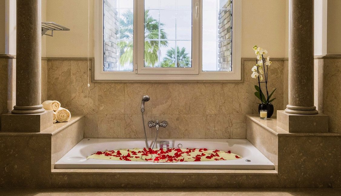 Amazing Top Hill Super Luxury Villa in Rhodes Greece for sale 17