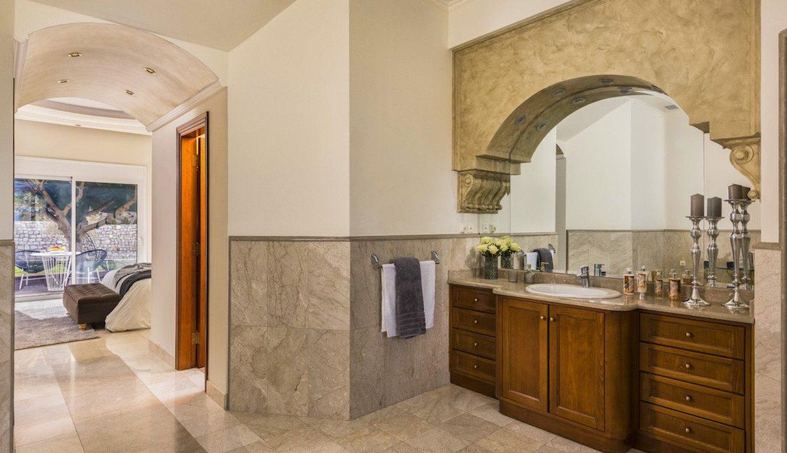 Amazing Top Hill Super Luxury Villa in Rhodes Greece for sale 19