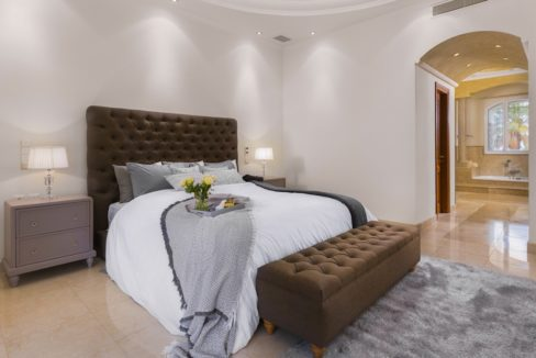 Amazing Top Hill Super Luxury Villa in Rhodes Greece for sale 20
