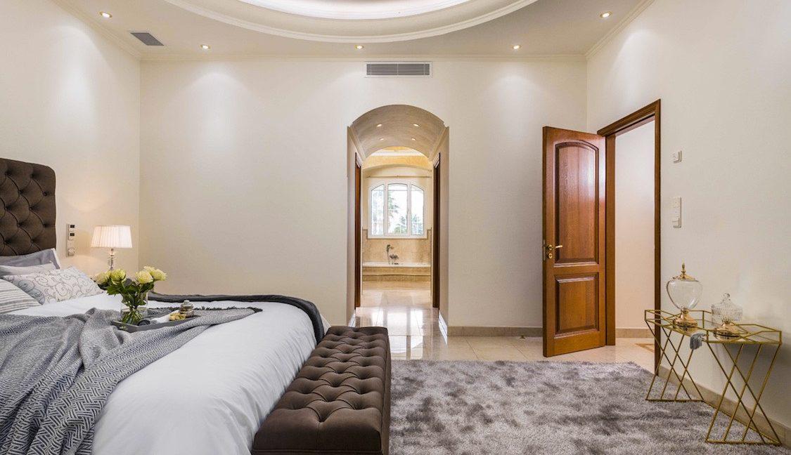 Amazing Top Hill Super Luxury Villa in Rhodes Greece for sale 21