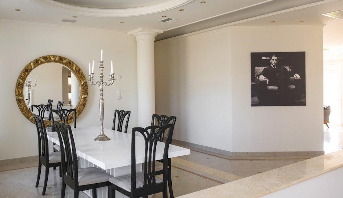 Amazing Top Hill Super Luxury Villa in Rhodes Greece for sale 23
