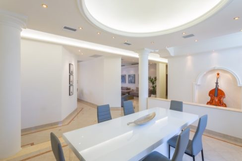 Amazing Top Hill Super Luxury Villa in Rhodes Greece for sale 24