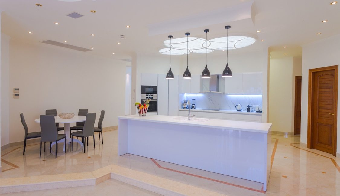 Amazing Top Hill Super Luxury Villa in Rhodes Greece for sale 26