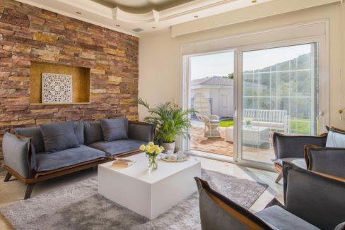 Amazing Top Hill Super Luxury Villa in Rhodes Greece for sale 27