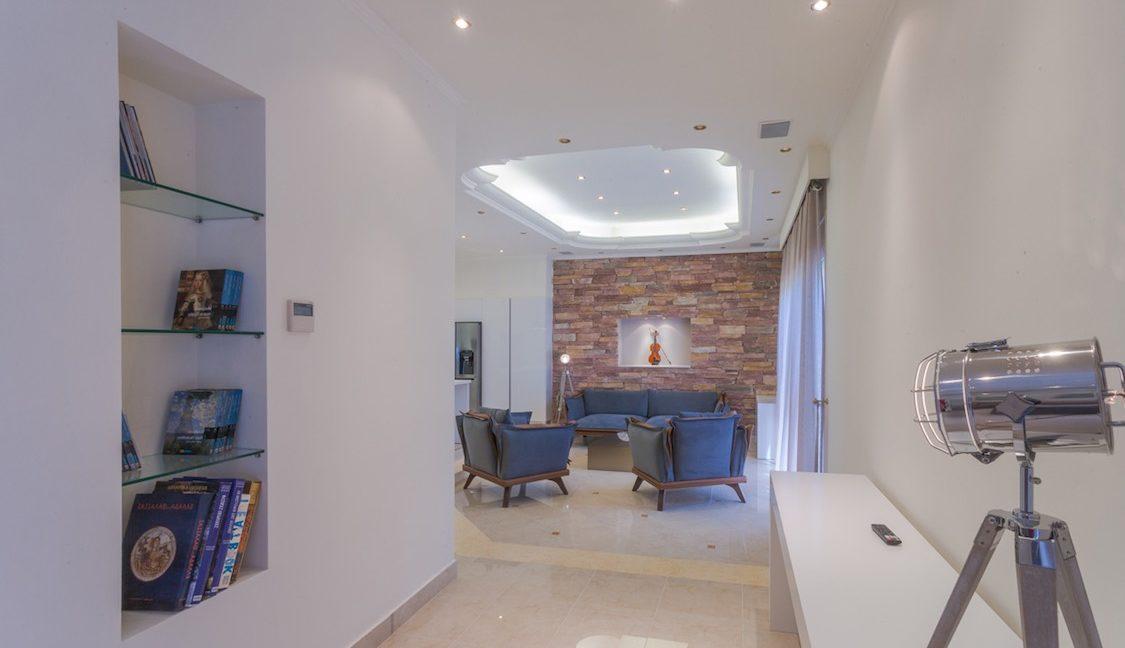 Amazing Top Hill Super Luxury Villa in Rhodes Greece for sale 29