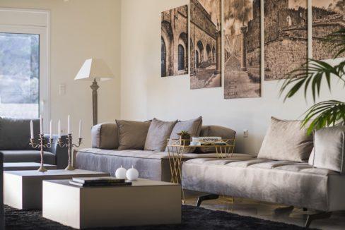 Amazing Top Hill Super Luxury Villa in Rhodes Greece for sale 30