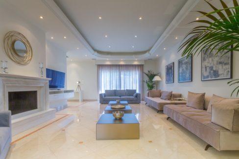 Amazing Top Hill Super Luxury Villa in Rhodes Greece for sale 32