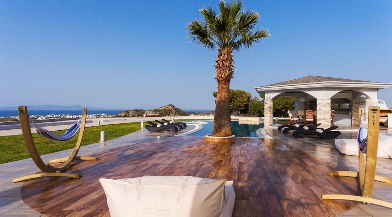 Amazing Top Hill Super Luxury Villa in Rhodes Greece for sale 35