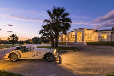 Amazing Top Hill Super Luxury Villa in Rhodes Greece for sale 36