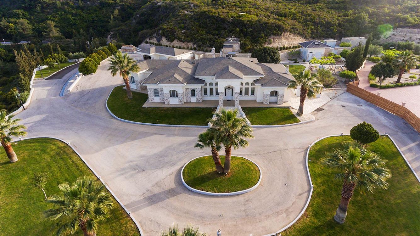Amazing Top Hill Super Luxury Villa in Rhodes Greece – EXCLUSIVE
