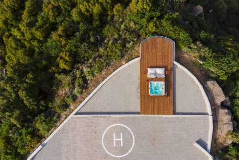 Amazing Top Hill Super Luxury Villa in Rhodes Greece for sale 4