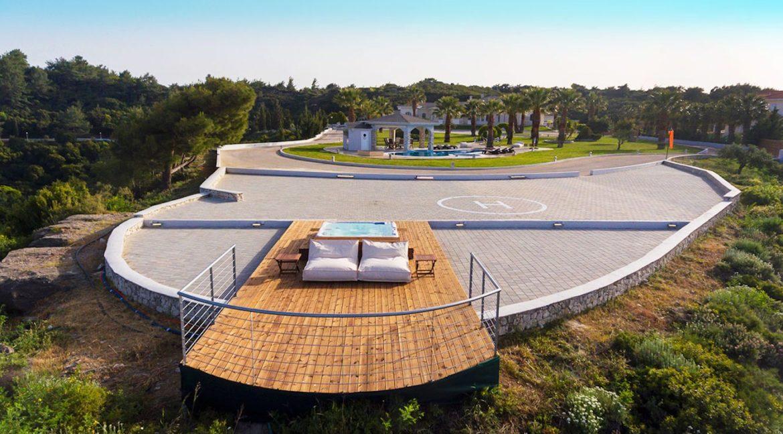 Amazing Top Hill Super Luxury Villa in Rhodes Greece for sale 5