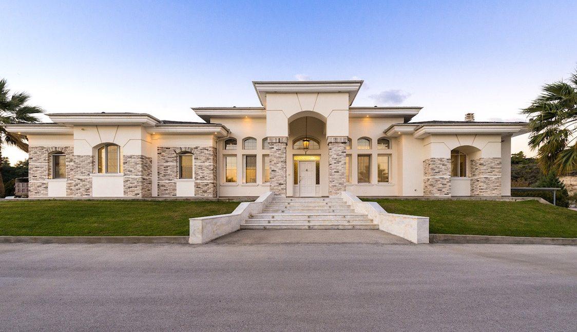 Amazing Top Hill Super Luxury Villa in Rhodes Greece for sale 6