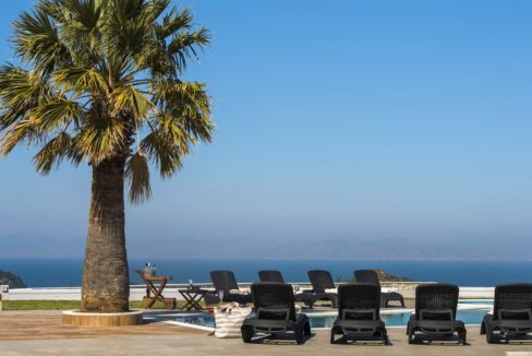 Amazing Top Hill Super Luxury Villa in Rhodes Greece for sale 7