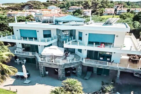 Beachfront Luxury Estate in Chalkidiki, Luxury Villa in Chanioti 12