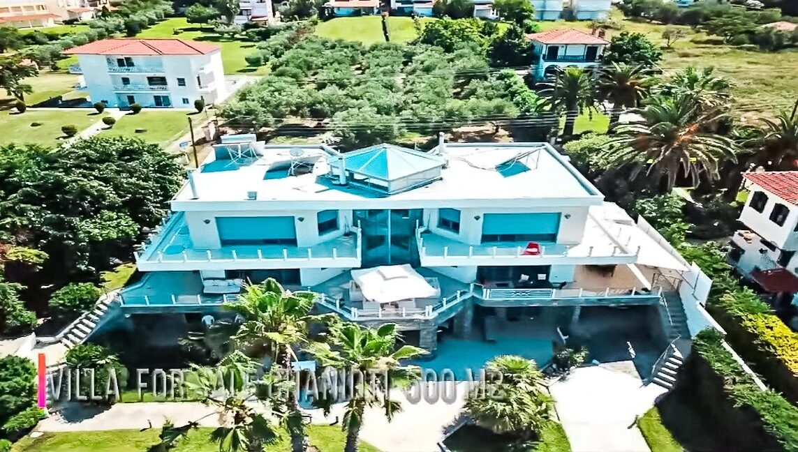Beachfront Luxury Estate in Chalkidiki, Luxury Villa in Chanioti 14