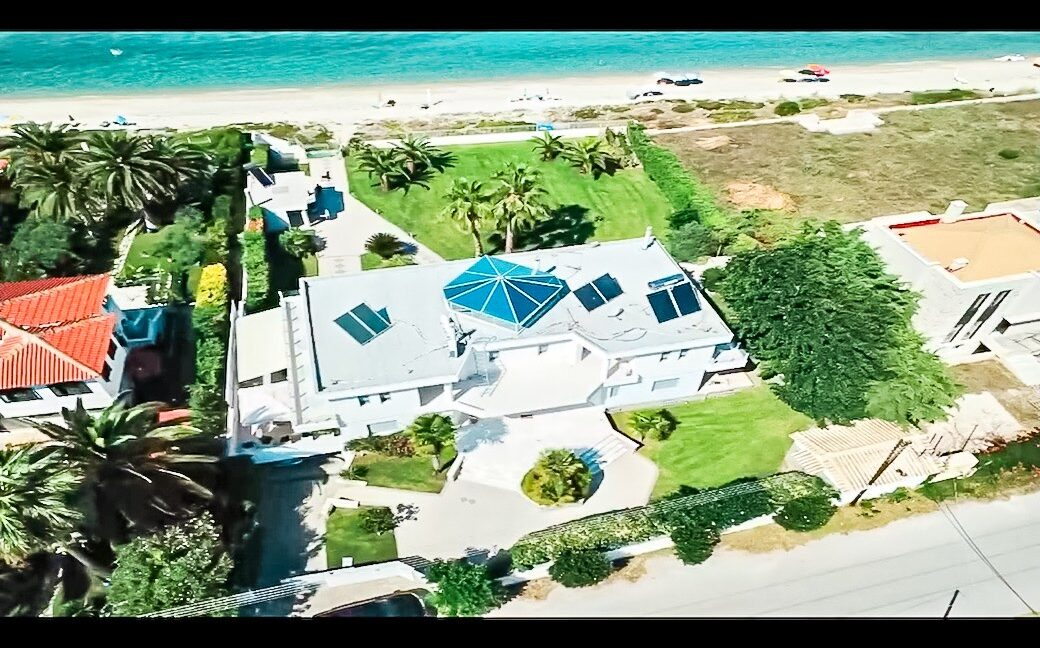 Beachfront Luxury Estate in Chalkidiki, Luxury Villa in Chanioti 16