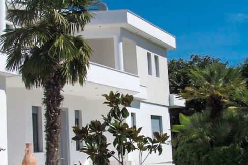 Beachfront Luxury Estate in Chalkidiki, Luxury Villa in Chanioti 5