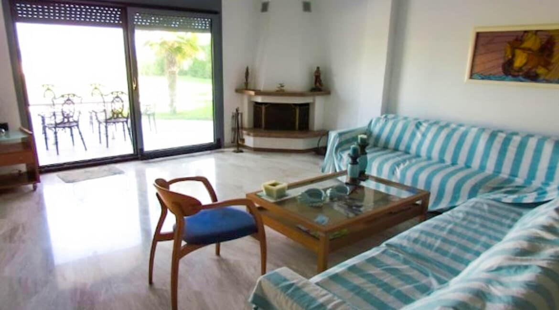 Beachfront Luxury Estate in Chalkidiki, Luxury Villa in Chanioti 5