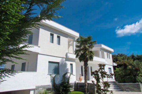 Beachfront Luxury Estate in Chalkidiki, Luxury Villa in Chanioti 7