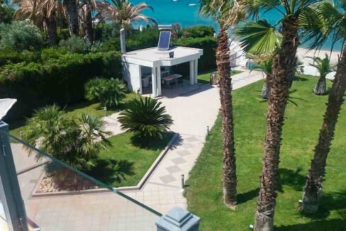 Beachfront Luxury Estate in Chalkidiki, Luxury Villa in Chanioti 8