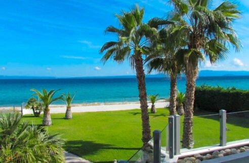 Beachfront Luxury Estate in Chalkidiki, Luxury Villa in Chanioti