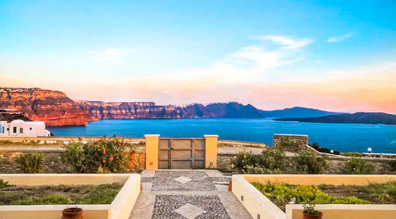 Beautiful Villa Santorini Akrotiri for sale, Santorini homes