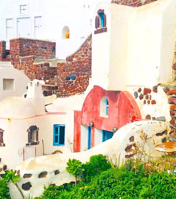 Cave House in Oia Santorini. Cave House at Caldera 1