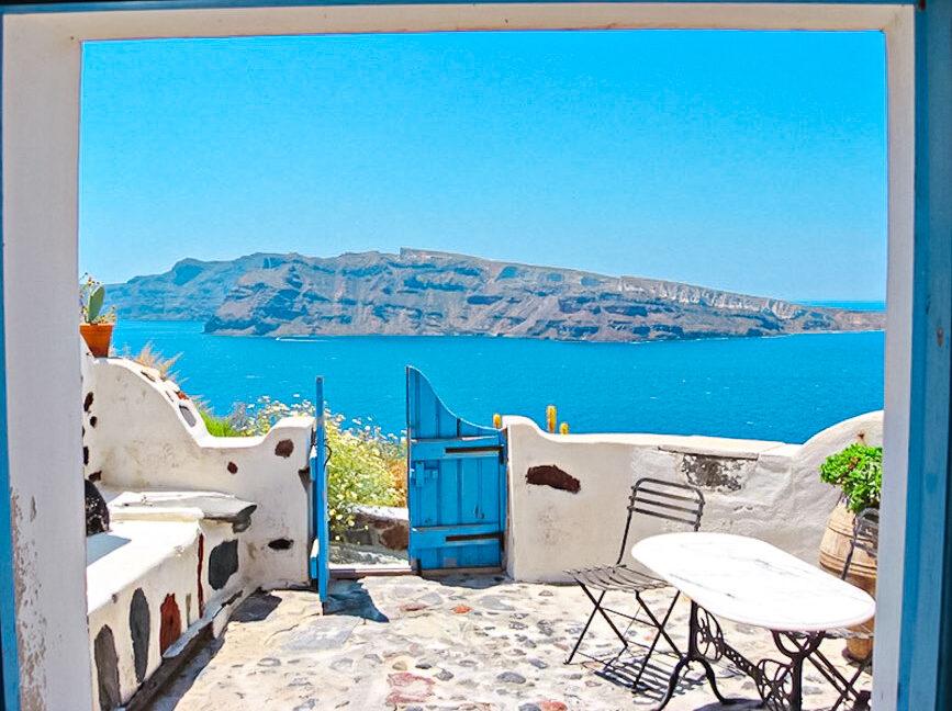 Cave House in Oia Santorini. Cave House at Caldera 11