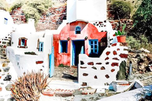 Cave House in Oia Santorini. Cave House at Caldera 14