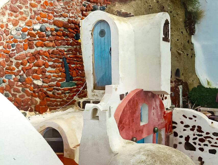 Cave House in Oia Santorini. Cave House at Caldera 23