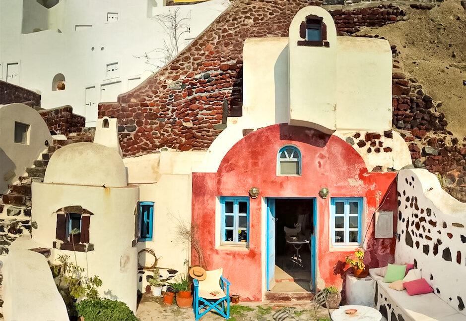 Cave House in Oia Santorini. Cave House at Caldera 24