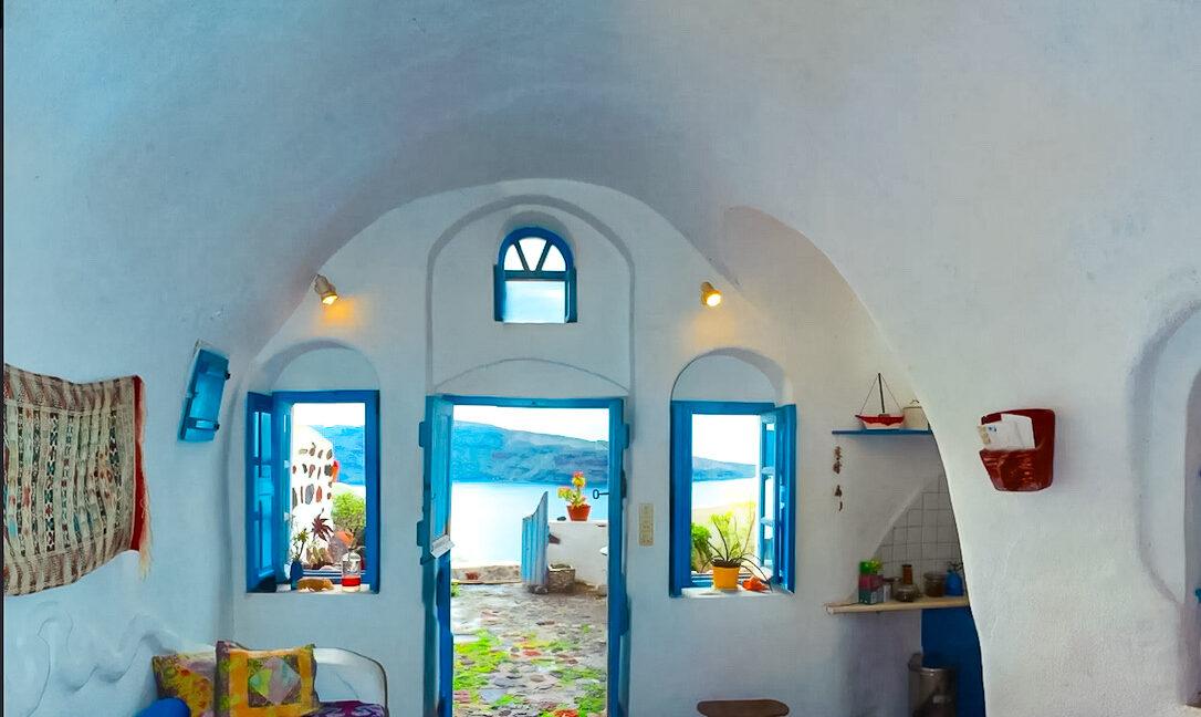 Cave House in Oia Santorini. Cave House at Caldera 25
