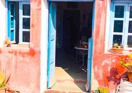 Cave House in Oia Santorini. Cave House at Caldera 6