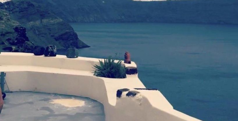 Cave Houses Oia Santorini Caldera