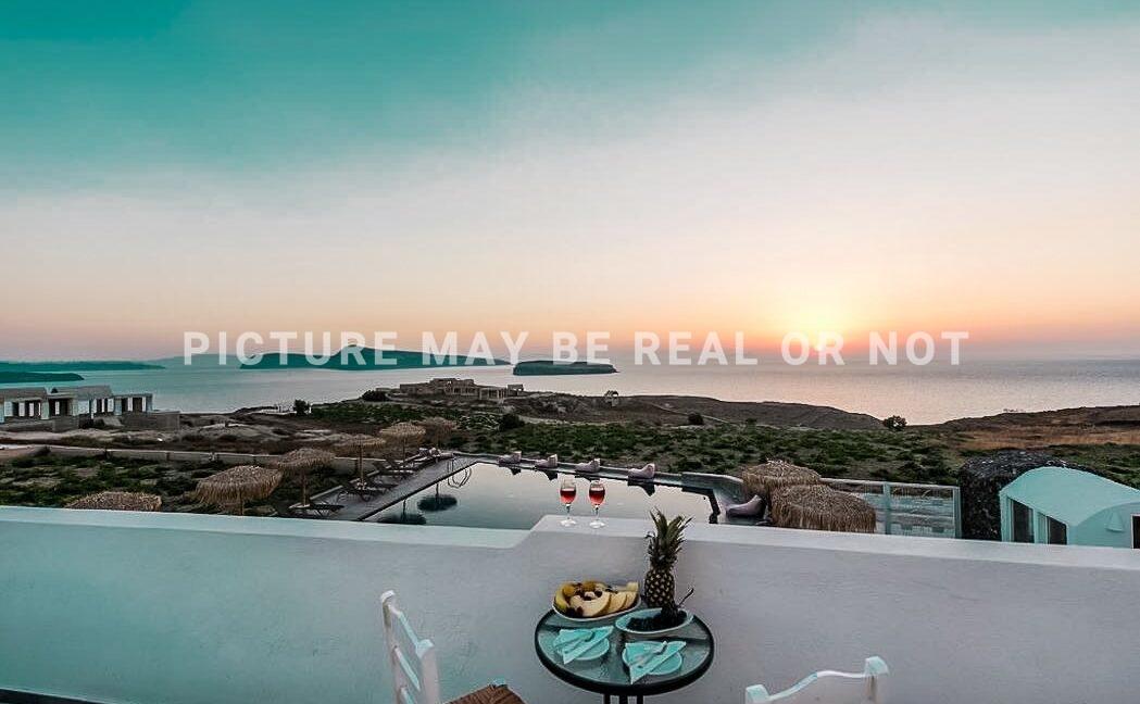 Hotel at Akrotiri Santorini for sale 2