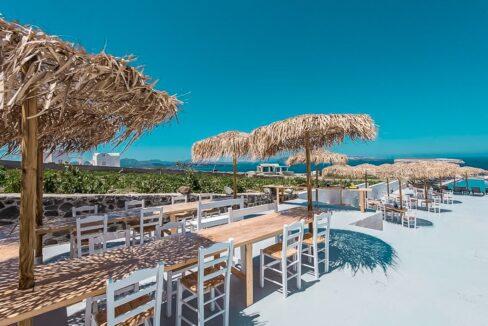 Hotel at Akrotiri Santorini for sale 4