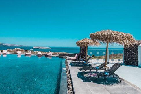Hotel at Akrotiri Santorini for sale 6