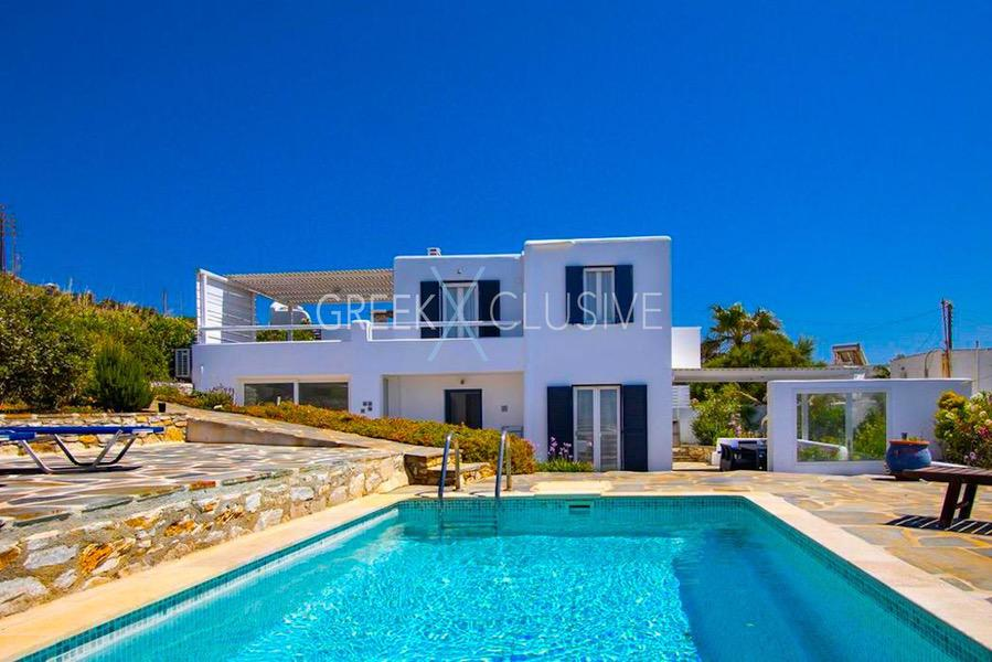 NEW house for sale in Naxos Cyclades Greece