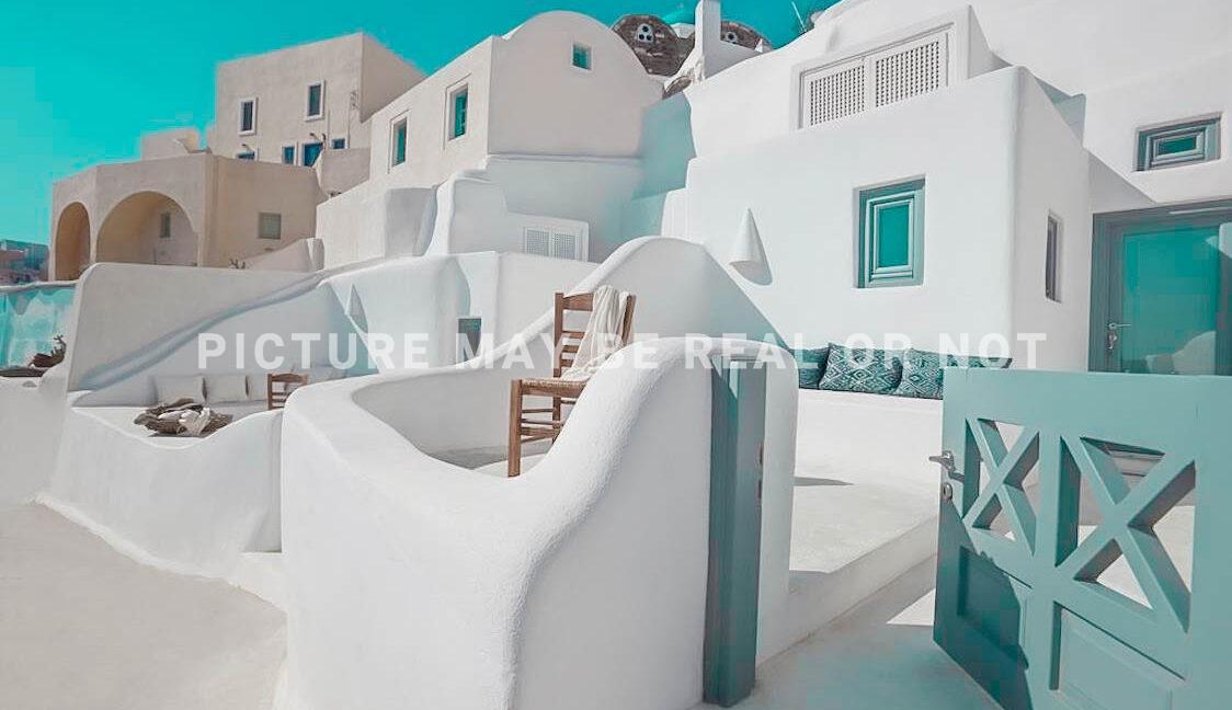 Luxury Cave Houses at Caldera Santorini, Cave in Ia Santorini, Santorini Real Estate 1