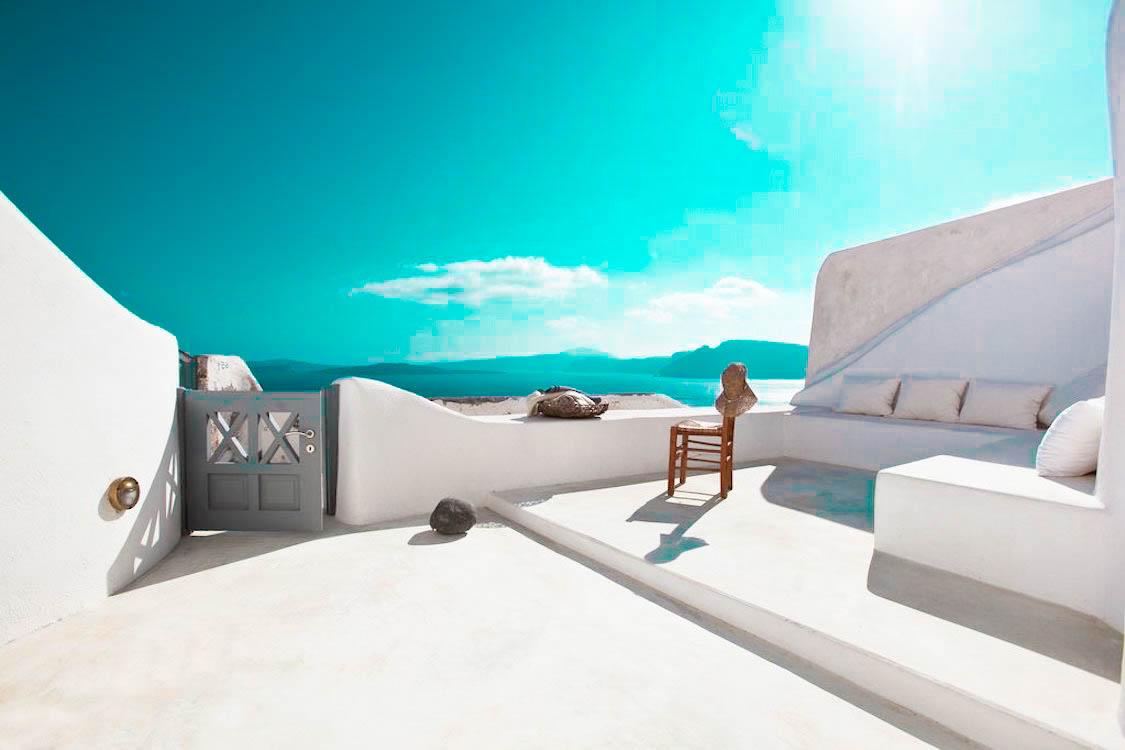 2 Luxury Cave Houses at Caldera Santorini, Caves in Ia Santorini – EXCLUSIVE