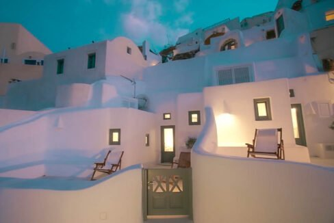 Luxury Cave Houses at Caldera Santorini, Cave in Ia Santorini, Santorini Real Estate 5