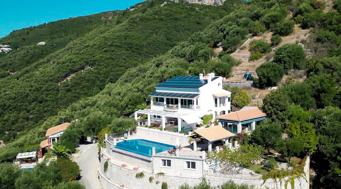 Luxury Estate, Villas in Corfu Greece, Corfu Homes, Corfu Properties