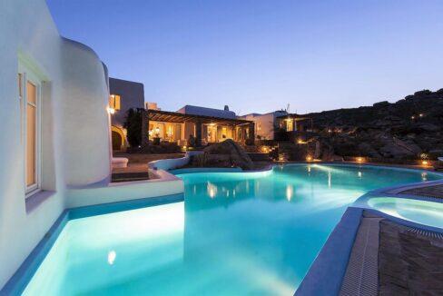 Luxury Sea View Villa , Agrari Mykonos, Mykonos Properties, Luxury Estates Mykonos Greece, Buy Property in Mykonos