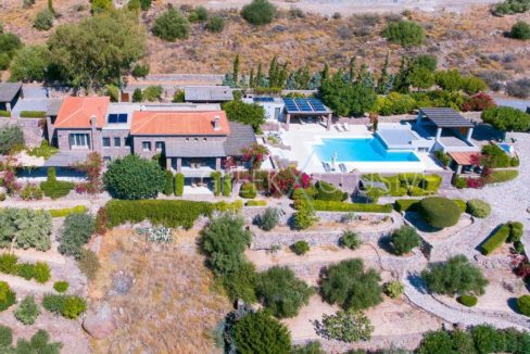 Luxury Seafront Villa in Aegina island, Seafront Villas Greece