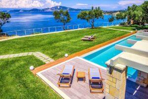 Luxury Seafront Villas Zante for sale , property for sale in Zakynthos