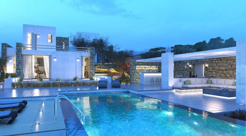 Luxury Villa in Paros Greece