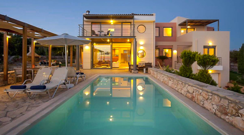 Luxury Villa in Rethymno Crete for sale. Properties in Crete