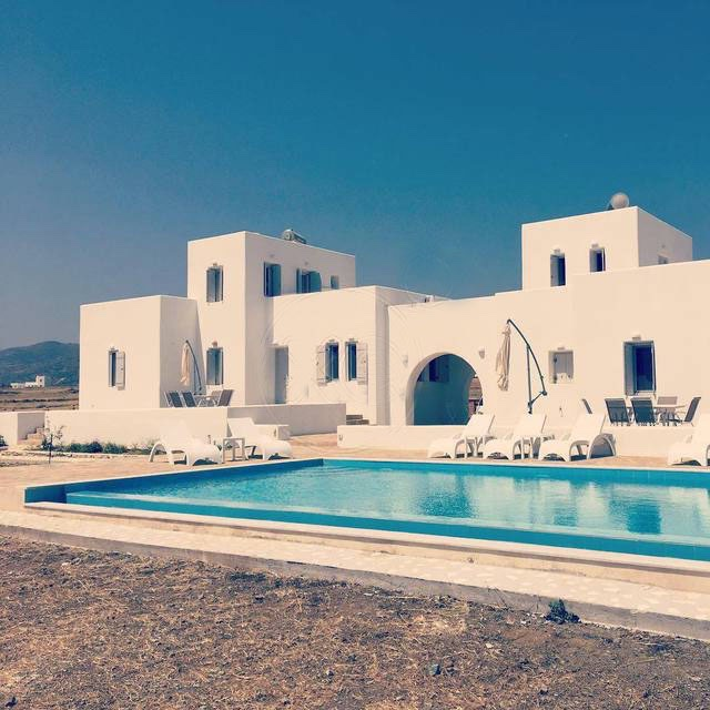 Maisonettes with sea view in Paros, Real Estate Paros Greece